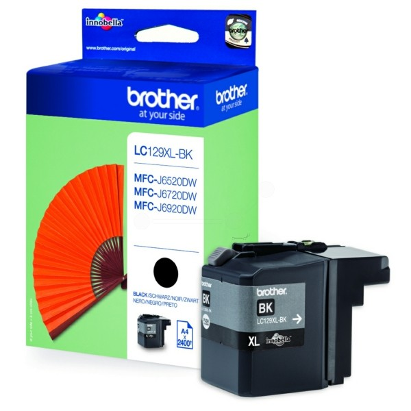 Brother LC-129 XL BK