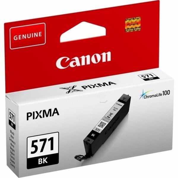 Canon 571 BK Tintenpatrone schwarz