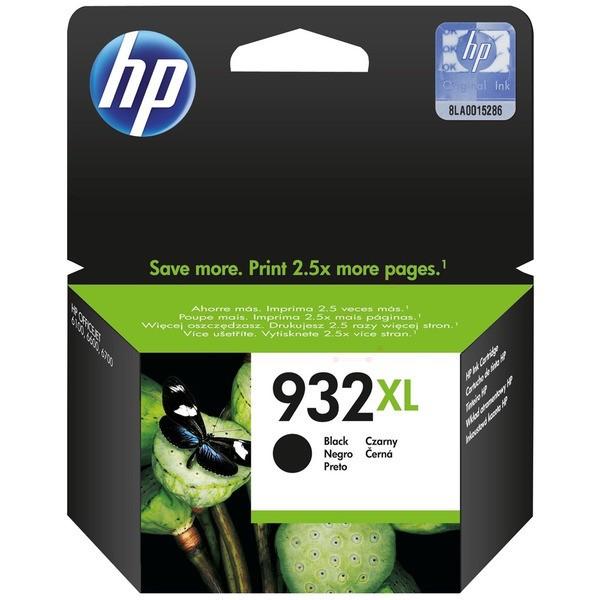 HP 932XL Tintenpatrone schwarz