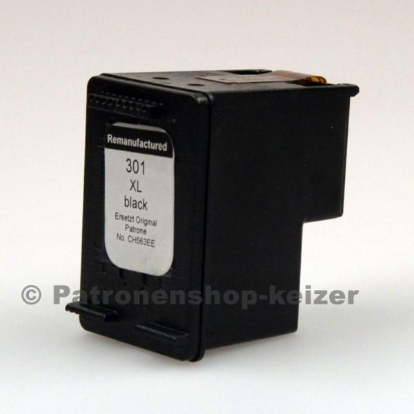 HP 301 XL Tinte Black Alternativ