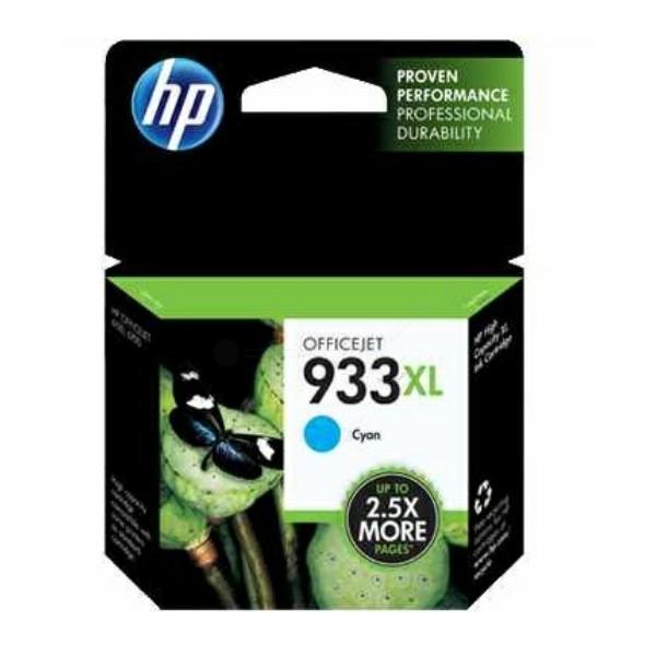 HP 933XL Tintenpatrone cyan
