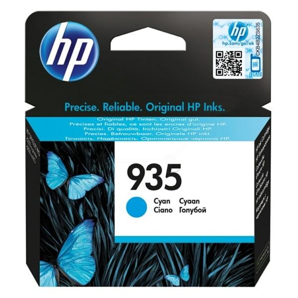 HP 935 Tintenpatrone cyan