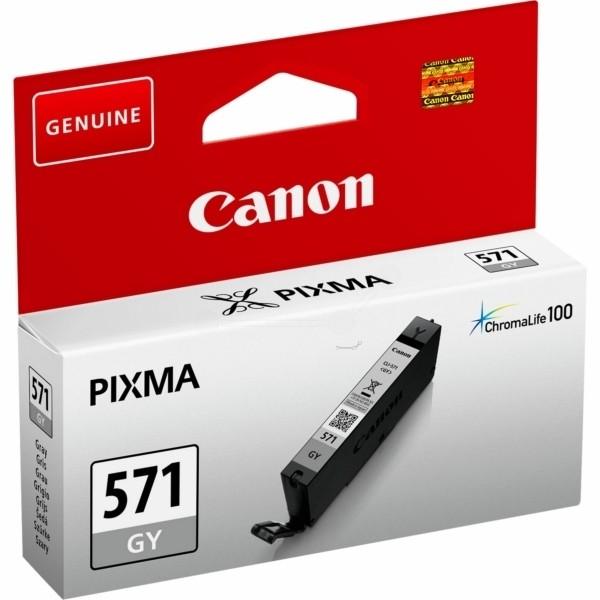 Canon 571GY Tintenpatrone grau
