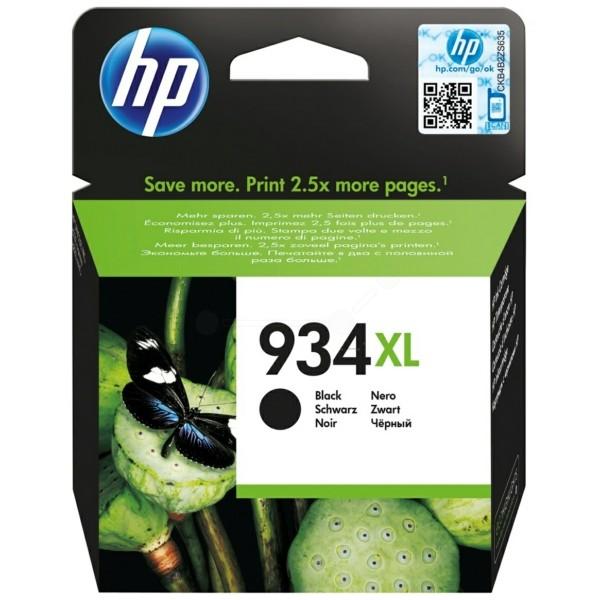 HP 934XL Tintenpatrone schwarz