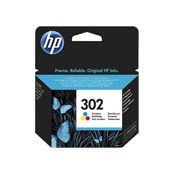 HP 302 Tintenpatrone color