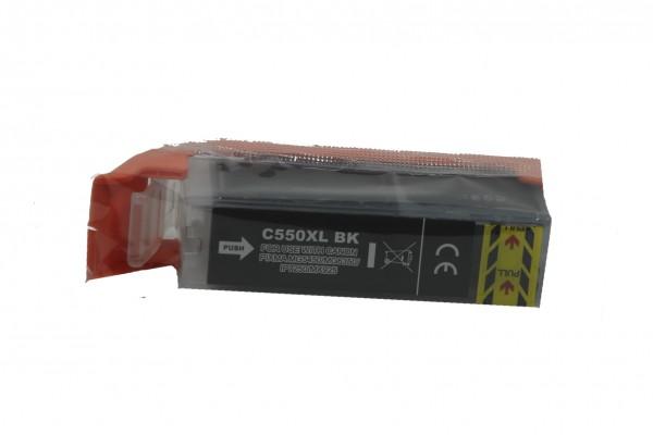 Canon 550 PGBK Tintenpatrone schwarz Alternativ