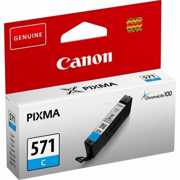 Canon 571c Tintenpatrone cyan