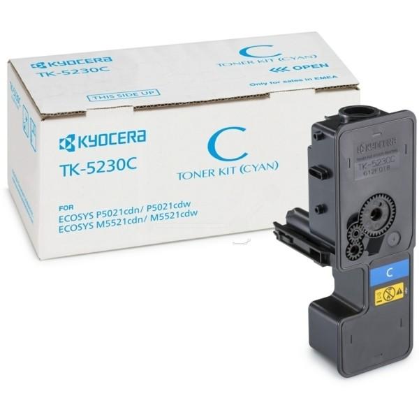-Kyocera TK-5230 C Toner-Kit cyan