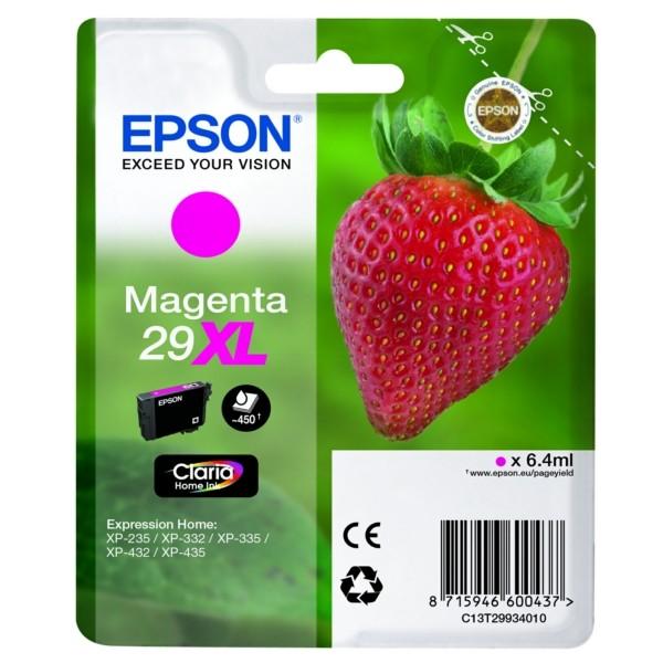 Epson 29XL Tintenpatrone magenta