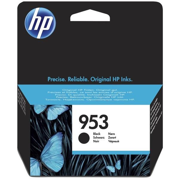 HP 953 Tintenpatrone schwarz