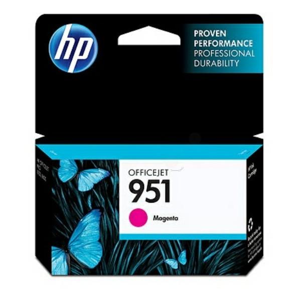 HP 951 Tintenpatrone magenta