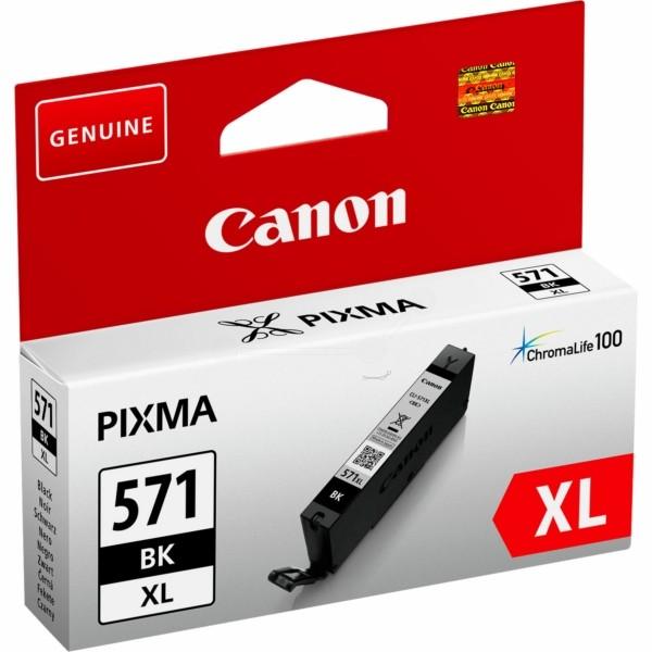 Canon 571 BKXL Tintenpatrone schwarz