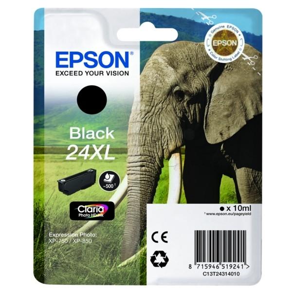 Epson 24XL Tintenpatrone schwarz