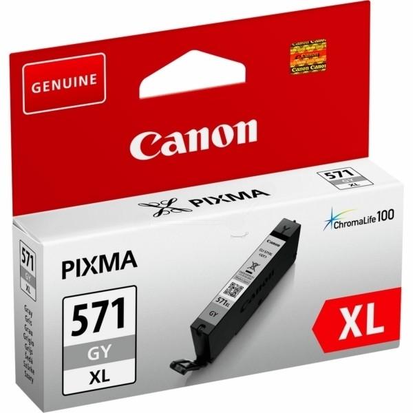 Canon 571 XL GY Tintenpatrone grau