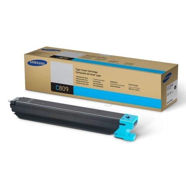 -Samsung C809 Toner cyan