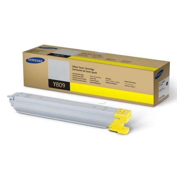 -Samsung Y809 Toner gelb
