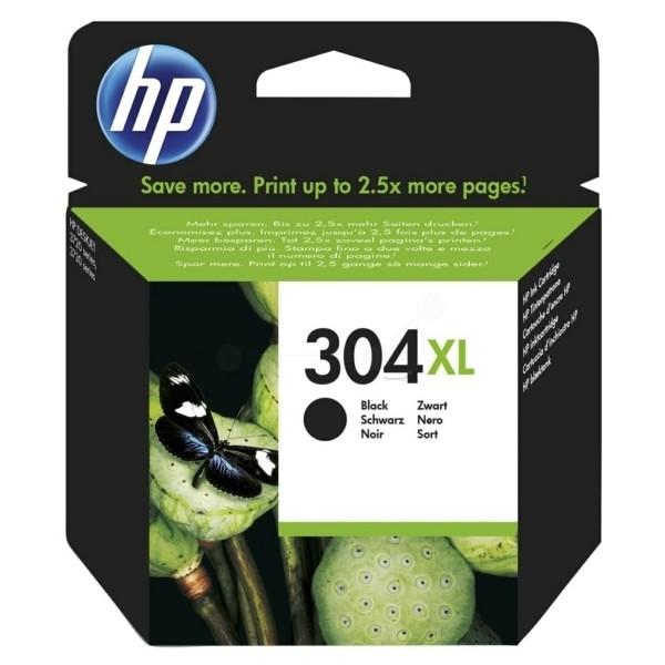 HP 304XL Druckkopfpatrone schwarz