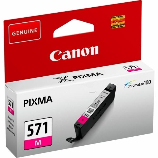 Canon 571 M Tintenpatrone magenta