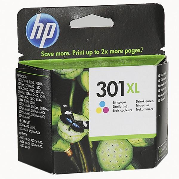 HP 301XL 3farbig