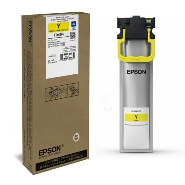 Epson WF-C5xxx Series Ink Cartr. XL yellow T 9454
