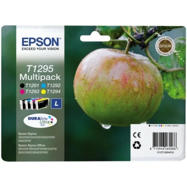 Epson T1295 Tintenpatrone MultiPack Bk,C,M,Y