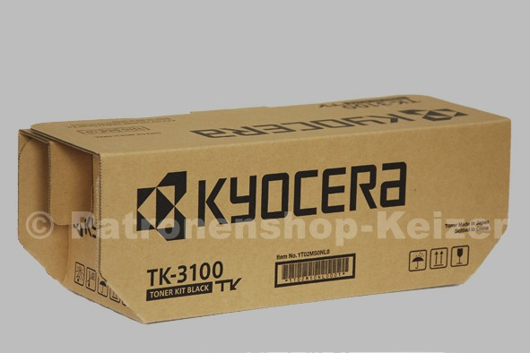 Kyocera TK3100 TonerKit black original