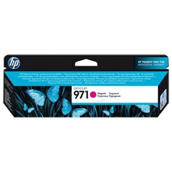 HP 971 Tintenpatrone magenta