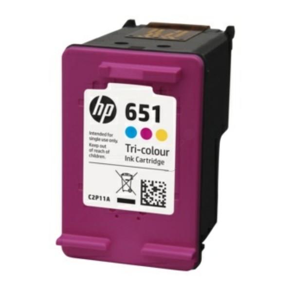 HP 651 Druckkopfpatrone color