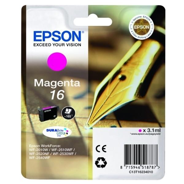 Epson 16 Tintenpatrone magenta