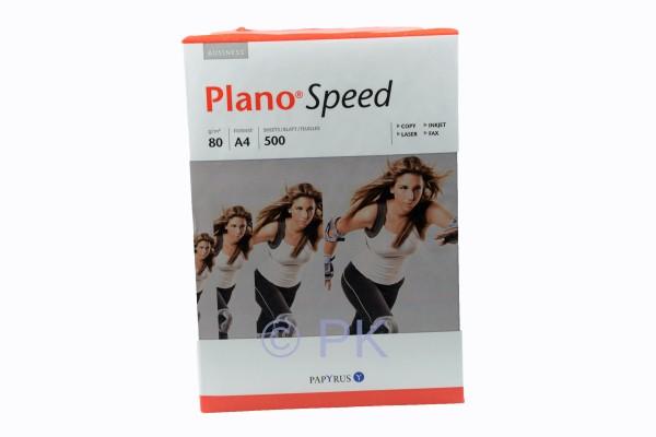 Plano Speed Druckerpapier DIN A4 80 g/m² Weiß 500 Blatt