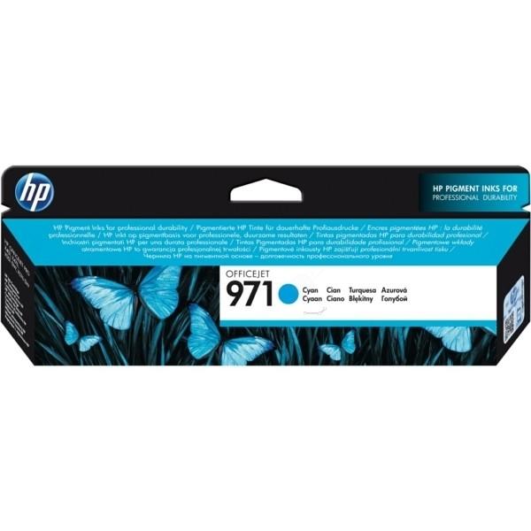 HP 971 Tintenpatrone cyan