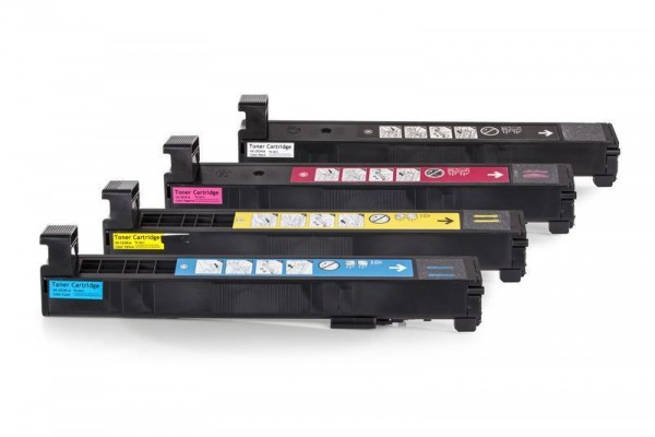 HP CB390A-CB383A Toner Set kompatibel