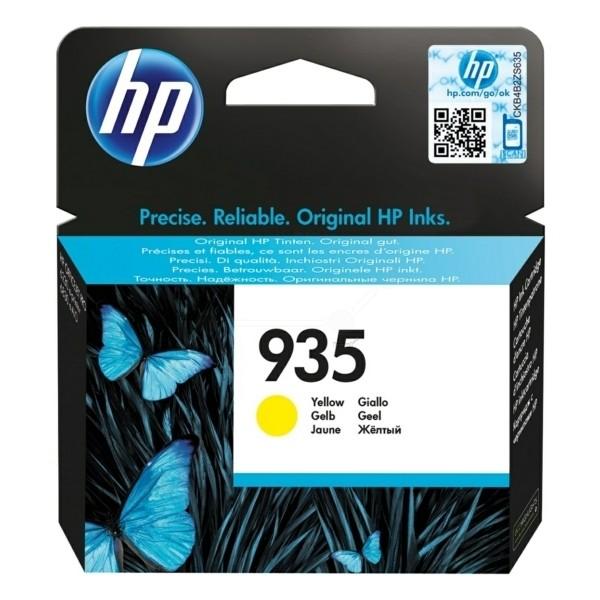 HP 935 Tintenpatrone gelb