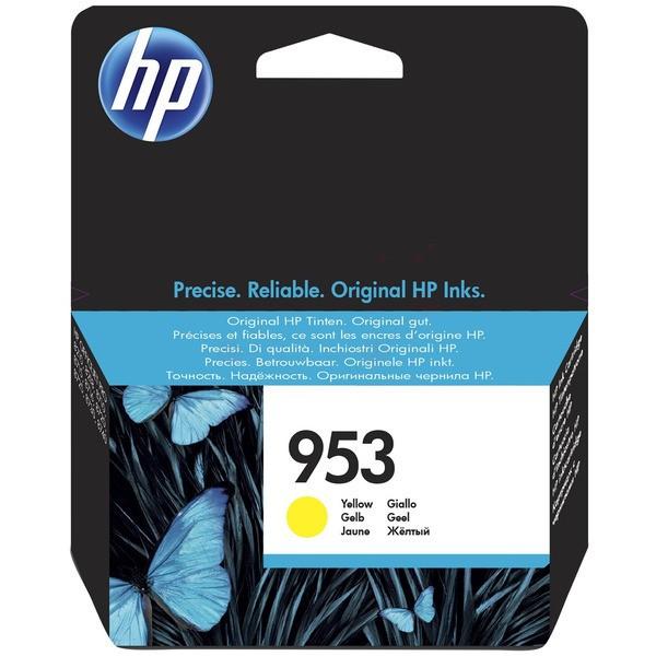 HP 953 Tintenpatrone gelb