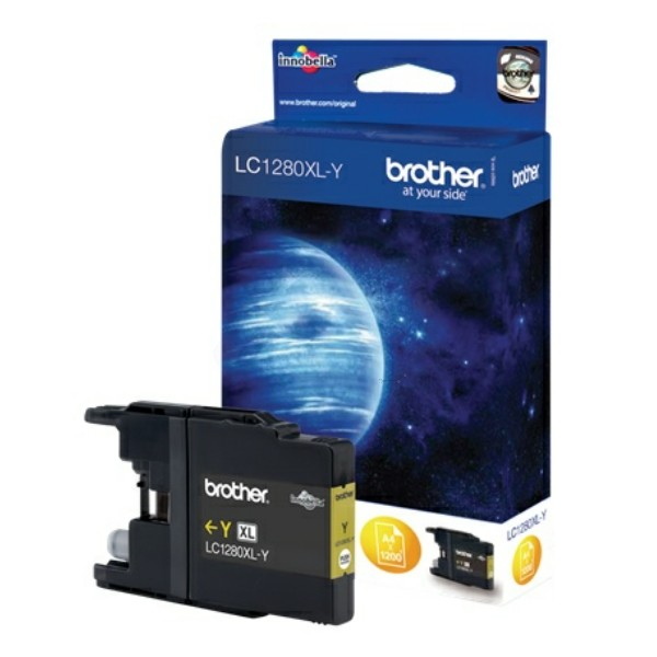 Brother LC-1280 XL Y