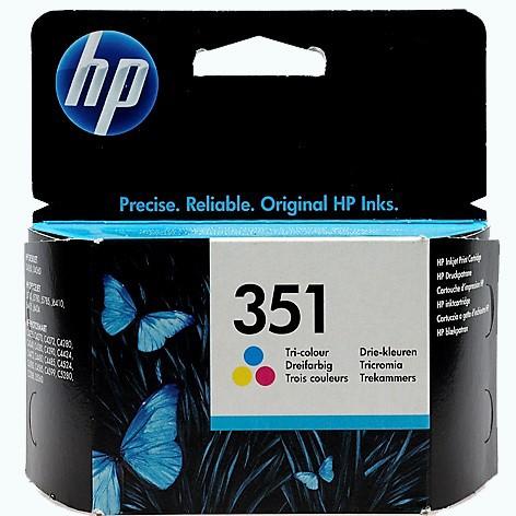 HP 351 color