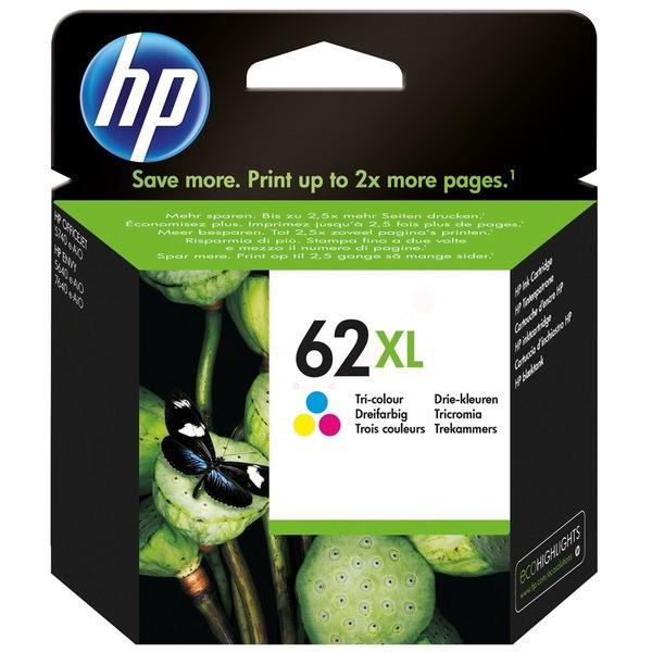 HP 62XL Druckkopfpatrone color