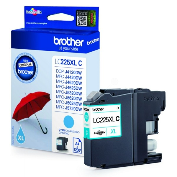 Brother LC-225 XL C