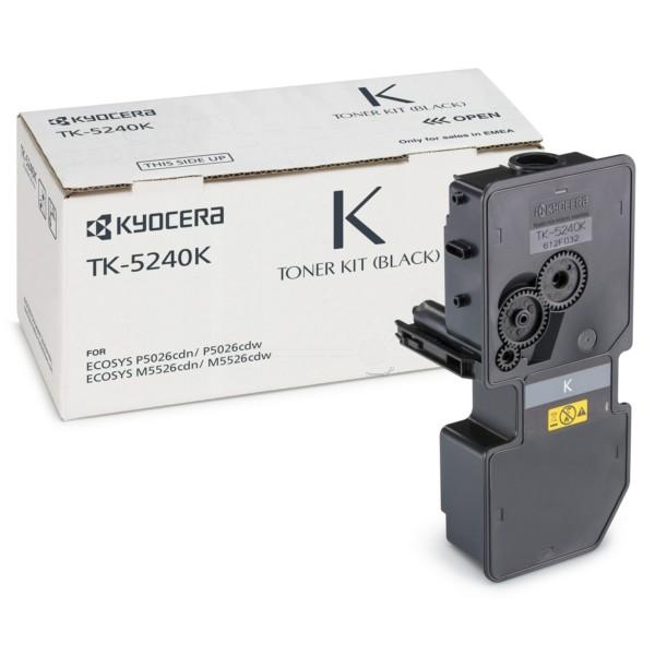 Kyocera TK-5240 K Toner-Kit schwarz