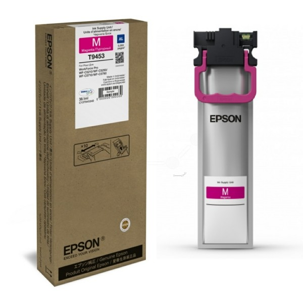 Epson WF-C5xxx Series Ink Cartr. XL magenta T 9453