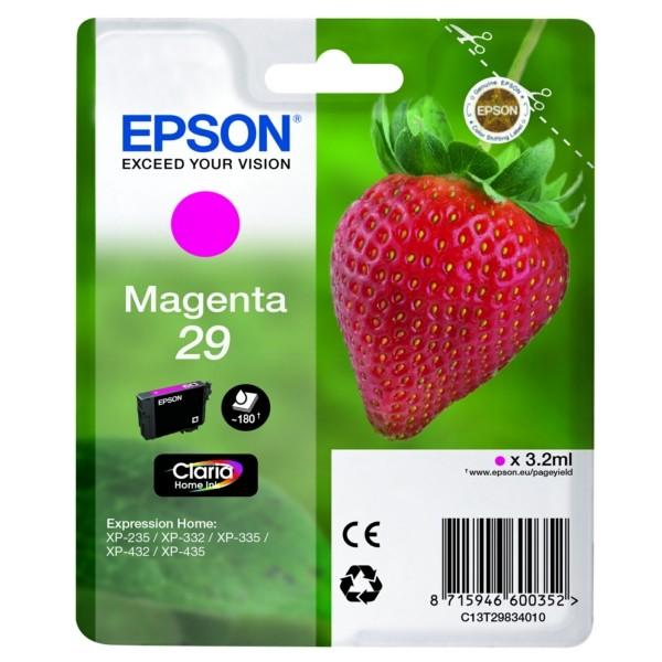 Epson 29 Tintenpatrone magenta