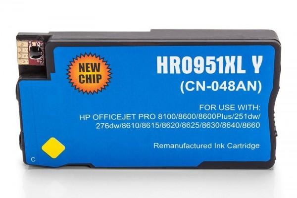 HP 951XL Tinte Gelb Alternativ