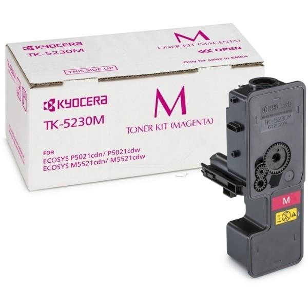 -Kyocera TK-5230 M Toner-Kit magenta