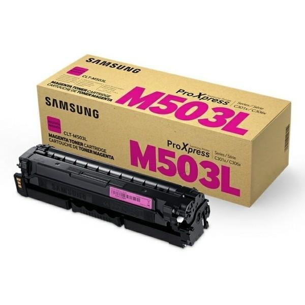 -Samsung M503L Tonerkartusche magenta