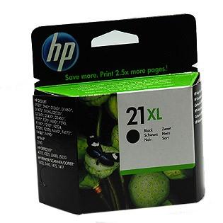 HP 21XL schwarz