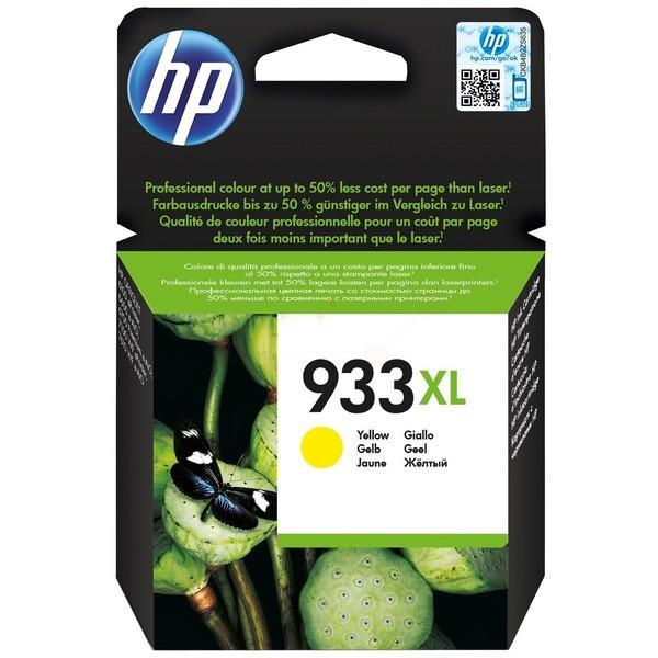 HP 933XL Tintenpatrone gelb