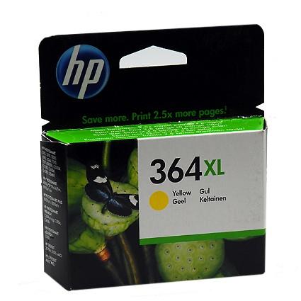 HP 364XL yellow