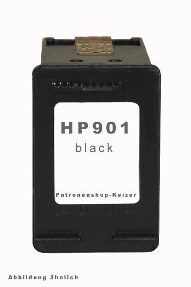 HP901 XL Tinte Black Alternativ