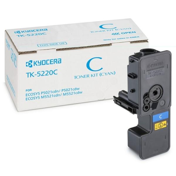 Kyocera TK-5220 C Toner-Kit cyan
