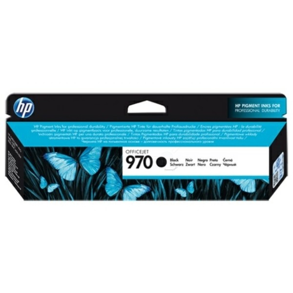HP 970XL Tintenpatrone schwarz